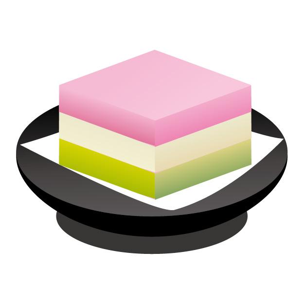 ひな祭りの菱餅には意味がある!あの形と色の理由をご紹介
