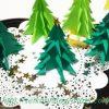 クリスマスツリーを折り紙で!立体で簡単に折る方法